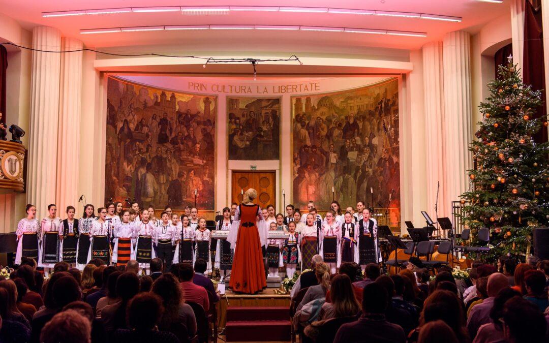 The Romanian Christmas Songs Concert