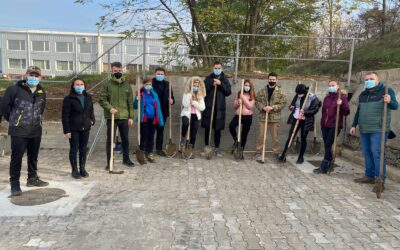 """Rotary Plantează"" – a local tree planting initiative"